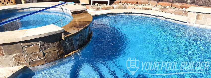 Your Pool Builder of Texas Conroe Project 2