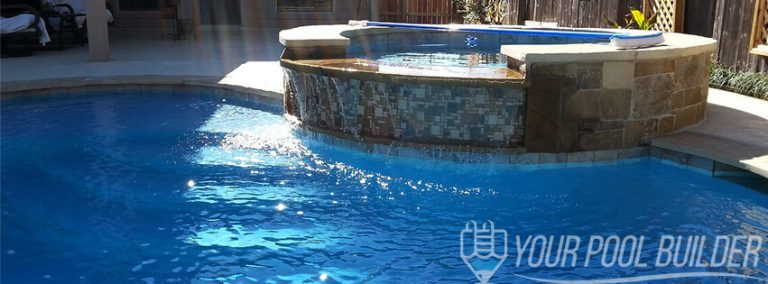 Your Pool Builder of Texas Conroe Project 5