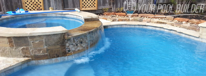 Your Pool Builder of Texas Conroe Project