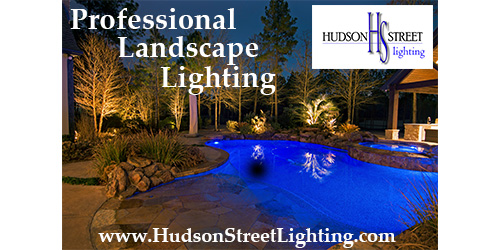 Hudson Street Lighting installer