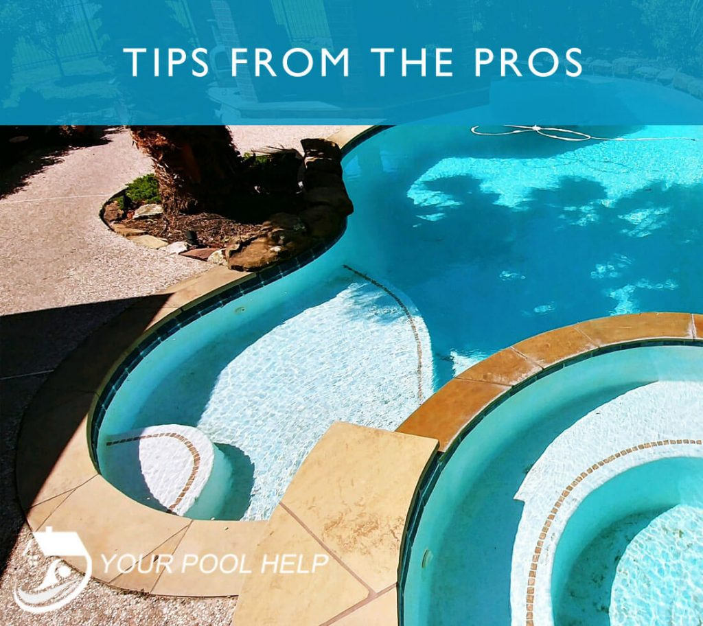 ask a pool pro how to clean a green swimming pool