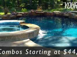 how much does it cost to build an inground pool in texas