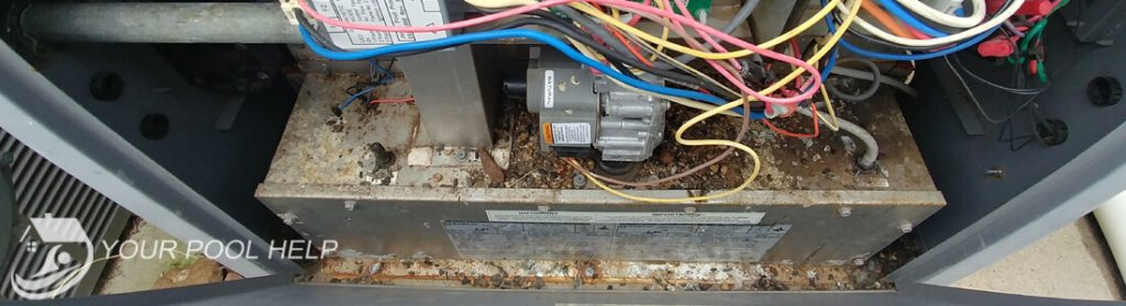 most common swimming pool heater problems and repairs