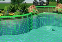 pool design shapes considerations