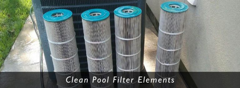 swimming pool filter parts