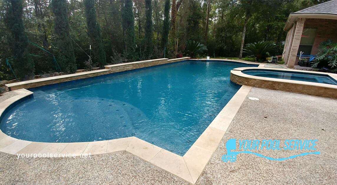 completed photos swimming pool renovation montgomery county