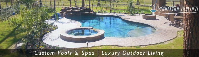 Pools & spas texas