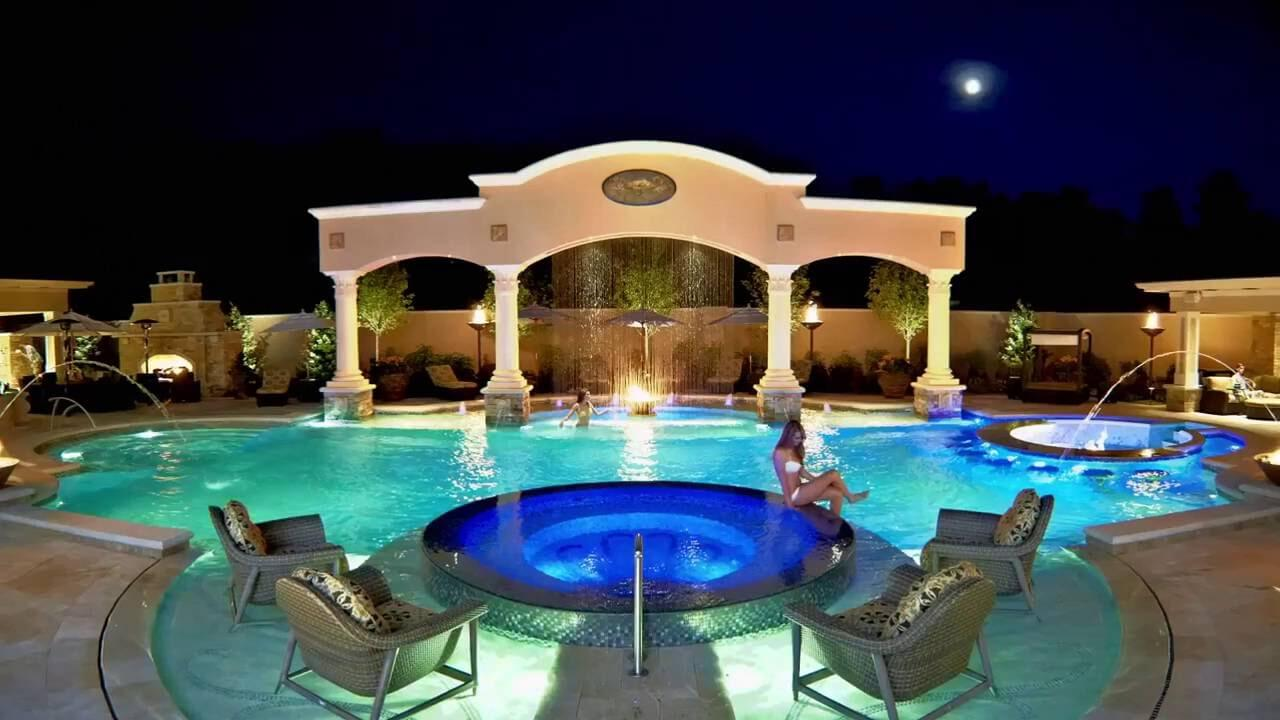 Water Features & Effects Swimming Pools | Your Pool Help