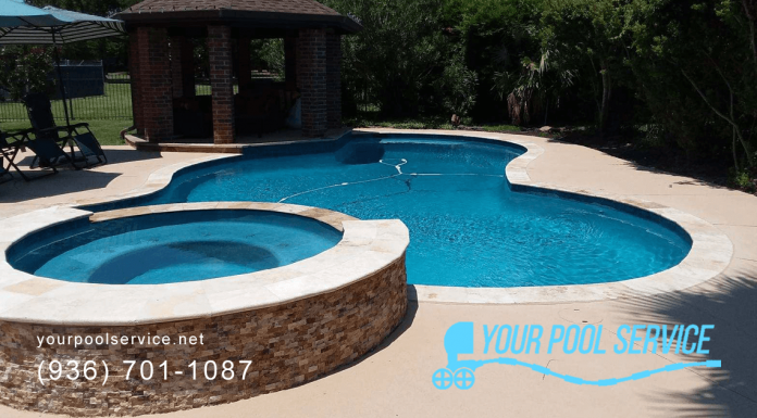 pools spas renovation resurfacing montgomery , texas