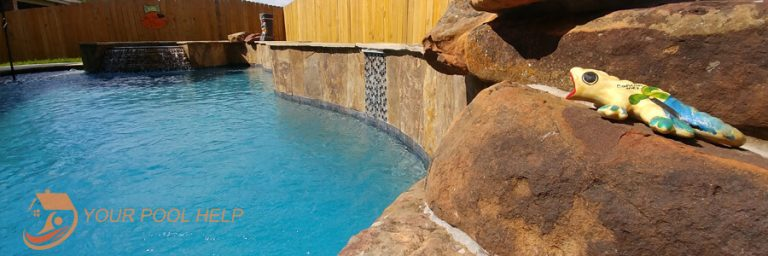 What documents are needed to install a new pool?