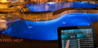 swimming swimming pool automation equipment, controllers, led lighting,