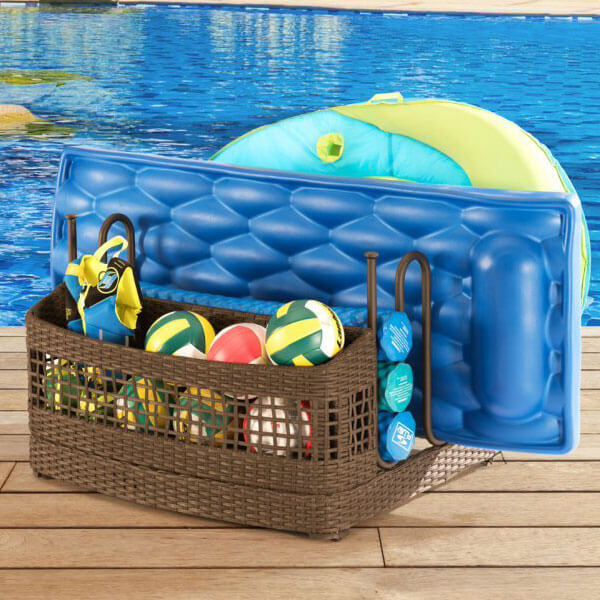 pool-float-containers
