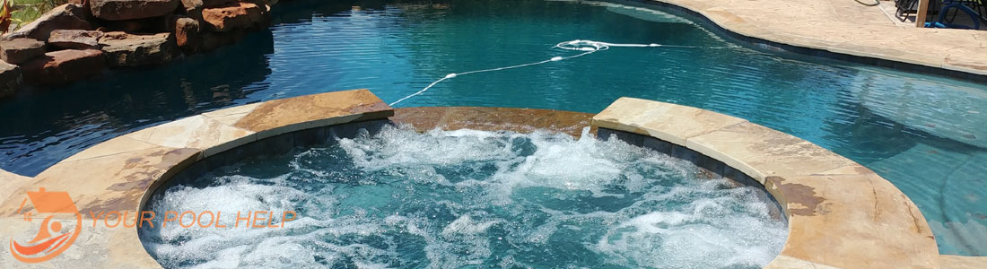 spas for swimming pools