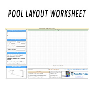 SWIMMING POOL DESIGN LAYOUT WORKSHEET PDF