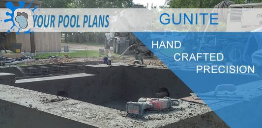 Gunite concrete specifications