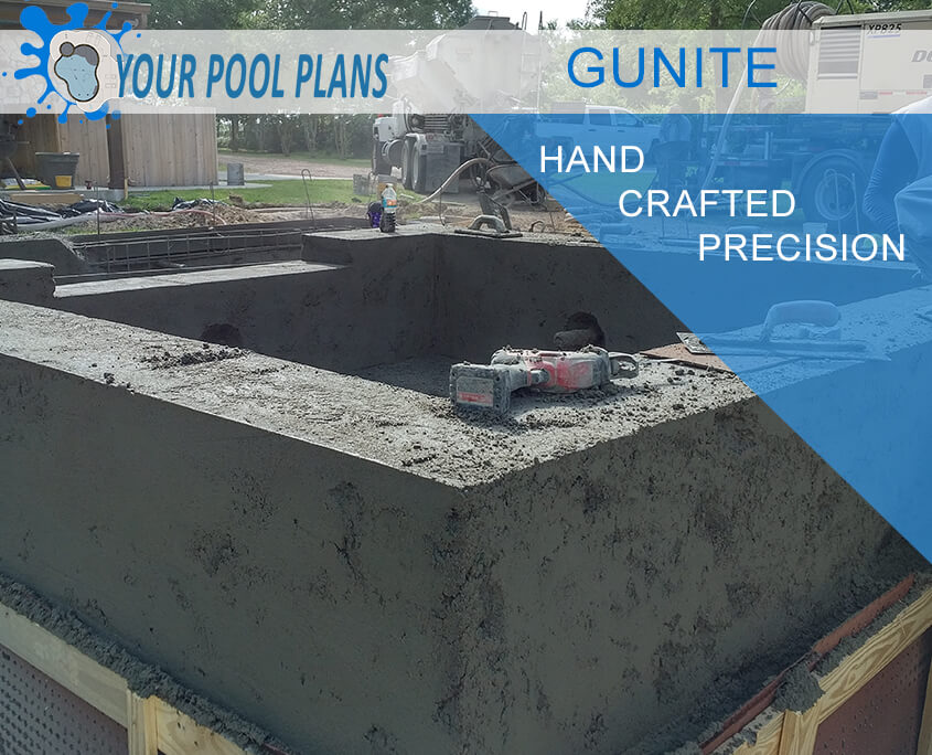 Gunite concrete specifications