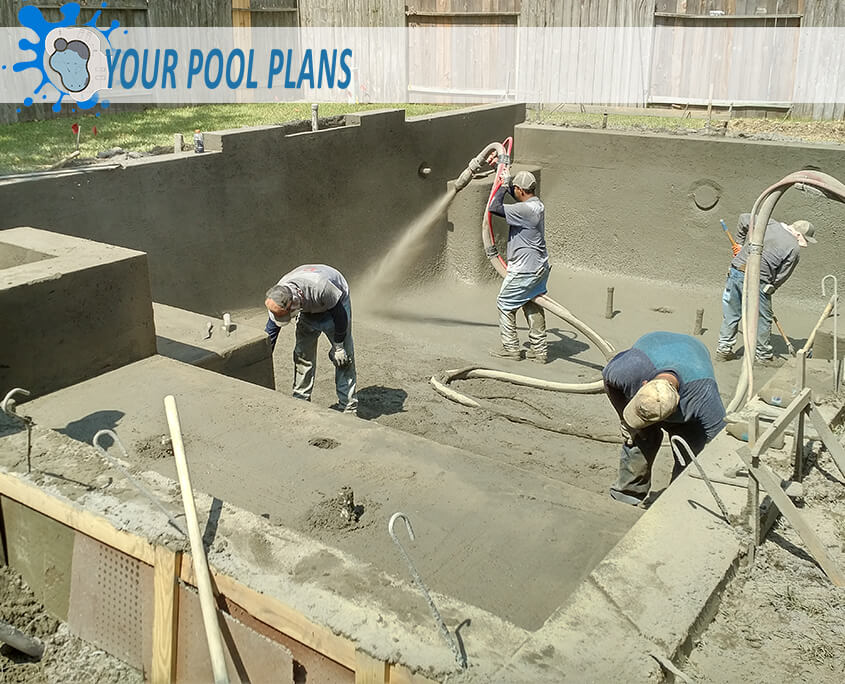 make a swimming pool