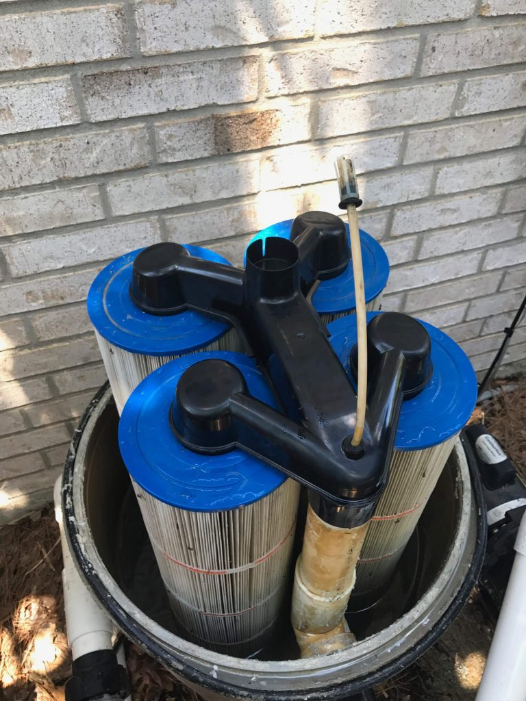 check your pool equipment